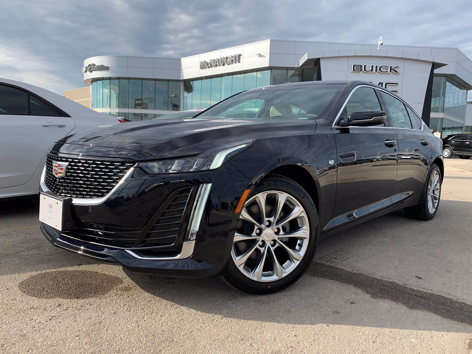 New 2020 Cadillac CT5 Premium Luxury