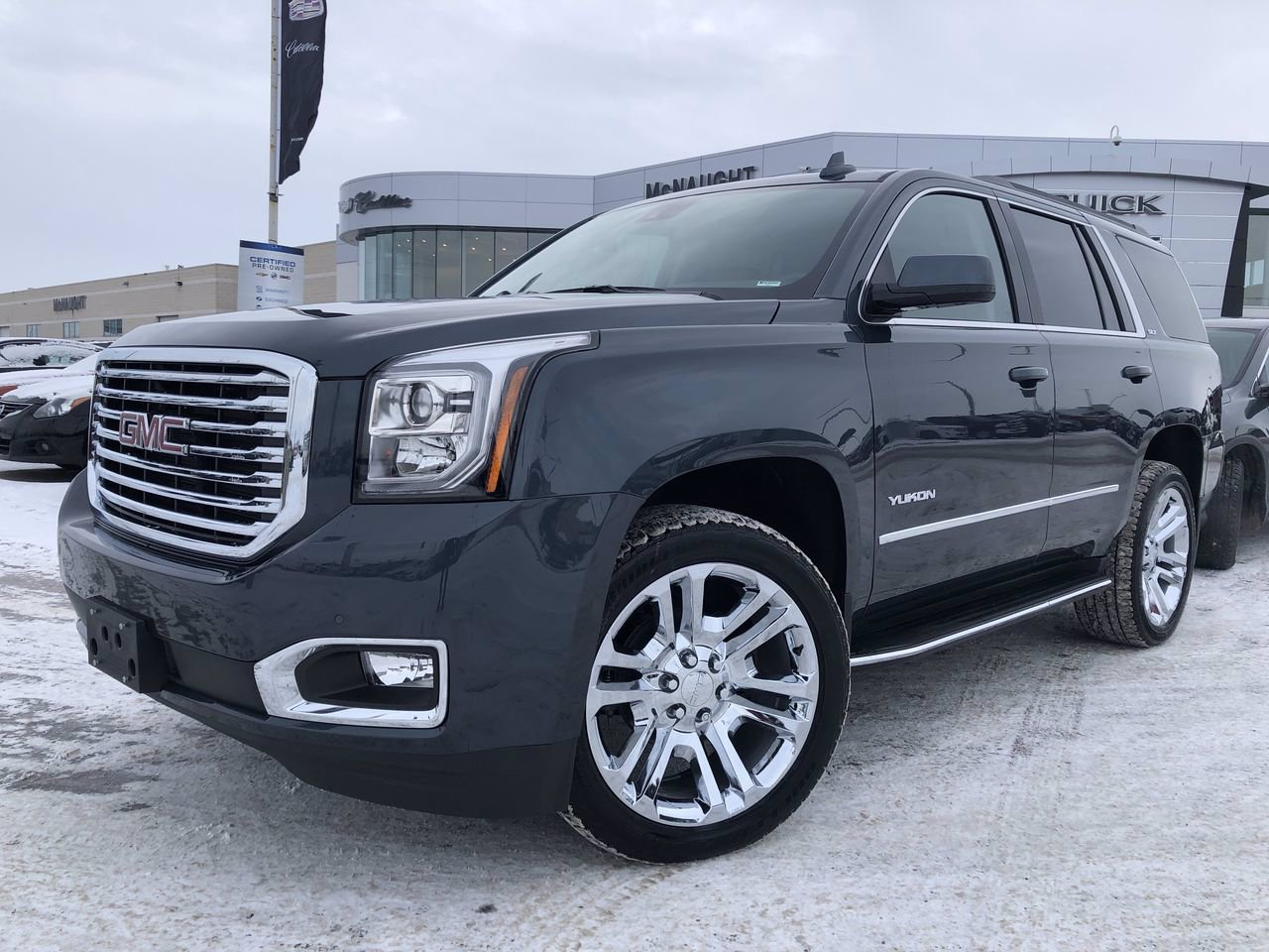 New 2020 GMC Yukon SLT