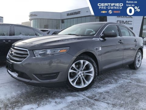 2013 Ford Taurus SEL FWD | Touchscreen Navigation | Heated Seats