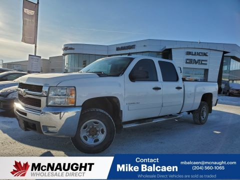 2008 Chevrolet Silverado 2500HD Duramax RWD Crew Cab Long Box