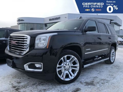 2016 GMC Yukon SLT Premium Edition 4WD | 8 Passenger | Cooled Seats