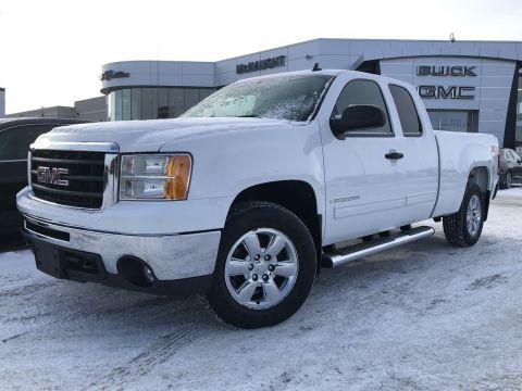 2009 GMC Sierra 1500 SLE 4x4 Extended Cab | Remote Start