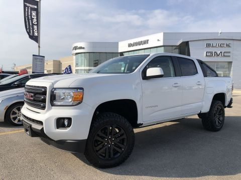 New 2019 GMC Canyon 4WD SLE Elevation (Custom Build)
