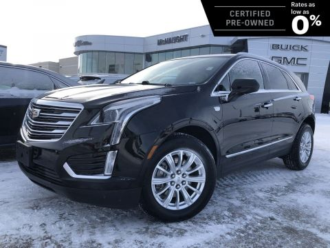 2018 Cadillac XT5 FWD | Heated Seats | Bose Audio | Touchscreen