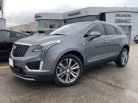 New 2020 Cadillac XT5 Premium Luxury AWD