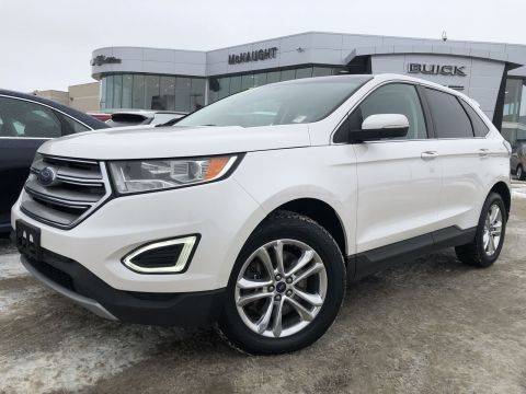 2016 Ford Edge SEL AWD | Heated Seats | Touchscreen Navigation