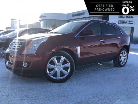 Certified Pre-Owned 2015 Cadillac SRX Premium AWD | Cooled Seats | Cadillac CUE w/Nav