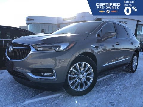 2018 Buick Enclave Premium AWD | Heated & Cooled Seats | Bose Audio