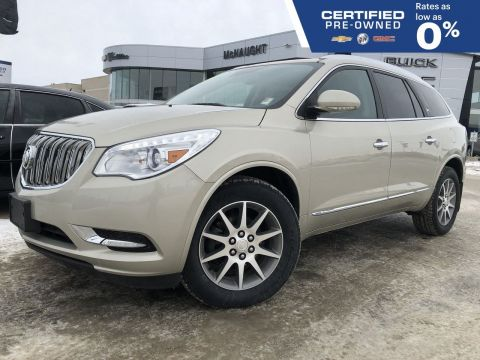 2014 Buick Enclave Leather AWD | Heated Seats | Winters on Rims
