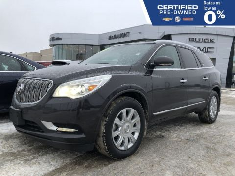2017 Buick Enclave Premium AWD | Heated/Cooled Seats | Bose Audio