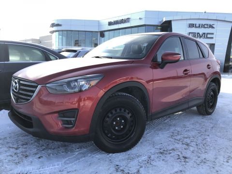 2016 Mazda CX-5 GT AWD | Bose Audio | Navigation | Heated Seats